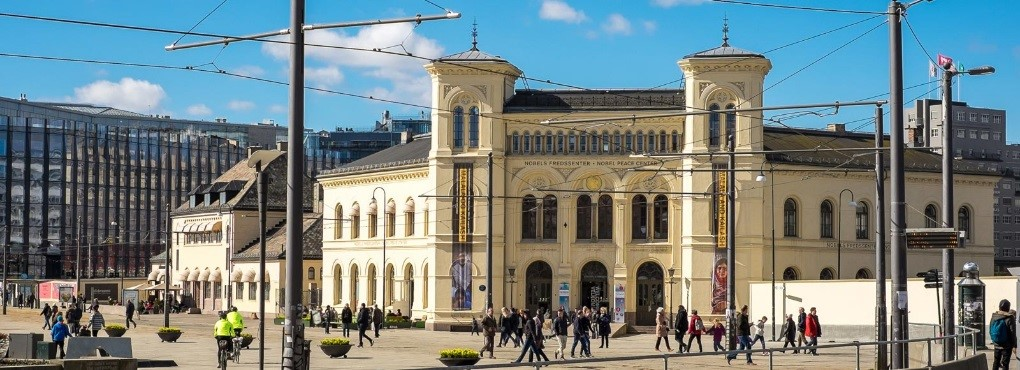 Nobel Fredssenter i Oslo