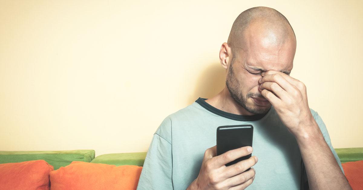 Fraråder varsling av sykefravær på SMS
