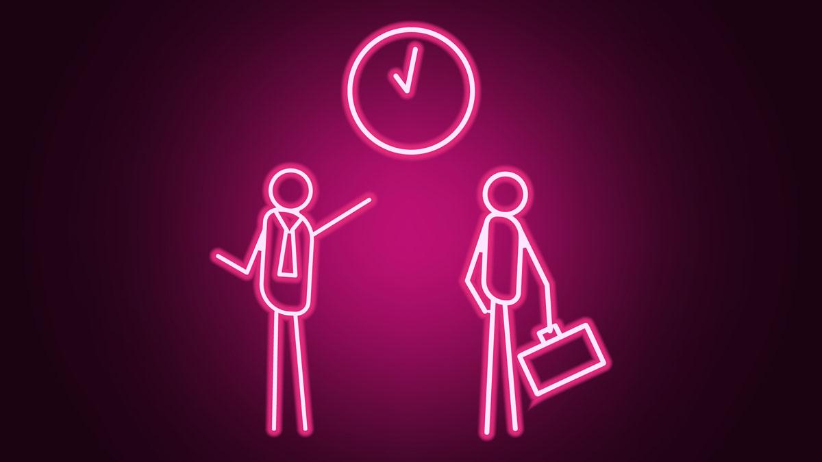 Test om du kan reglene for arbeidstid